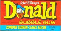 Donald suikervrij