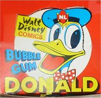 Donald Bubble Gum - 1965