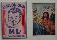 Ballon gum